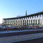 New university building in Preston