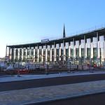 New university building in Preston