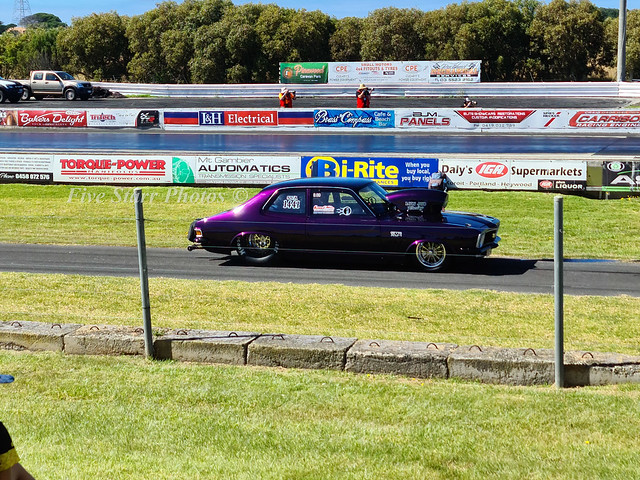 Holden LJ Torana Drag Car