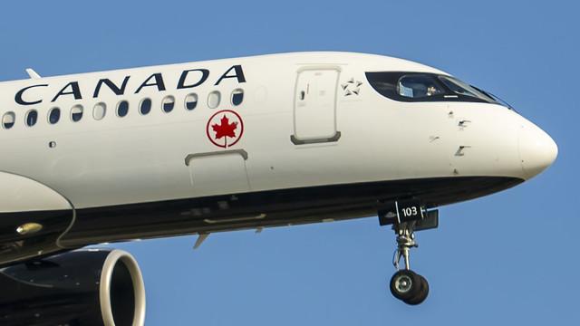 Air Canada A220-300 C-GJXN #103