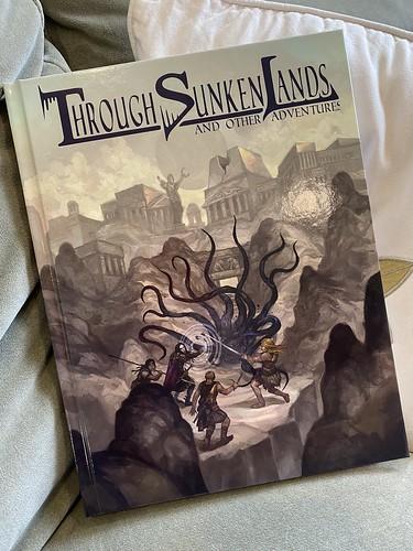Through Sunken Lands RPG