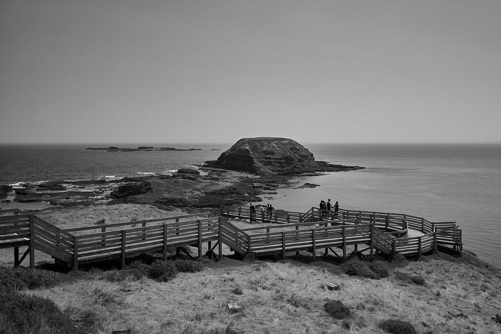 The Nobbies Boardwalk, Phillip Island