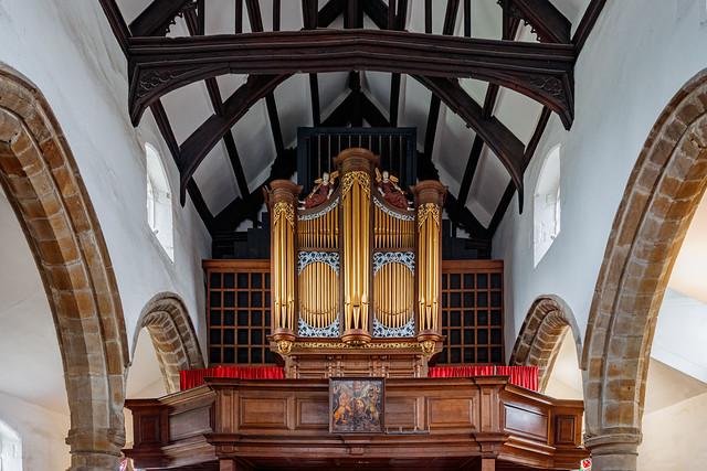 Whalley Parish Church Organ