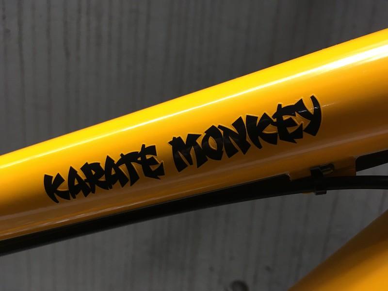SURLY Karate Monkey ORG Logo 2