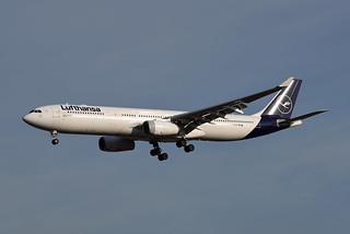 Lufthansa Airbus A330-343 D-AIKQ Zwickau