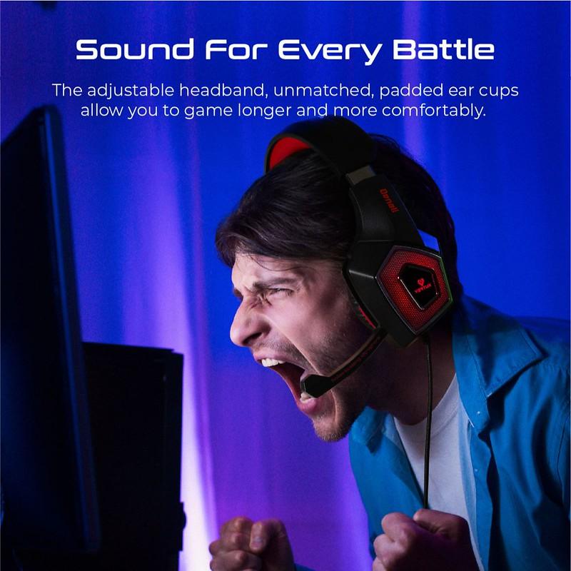 Vertux Denali Headphones