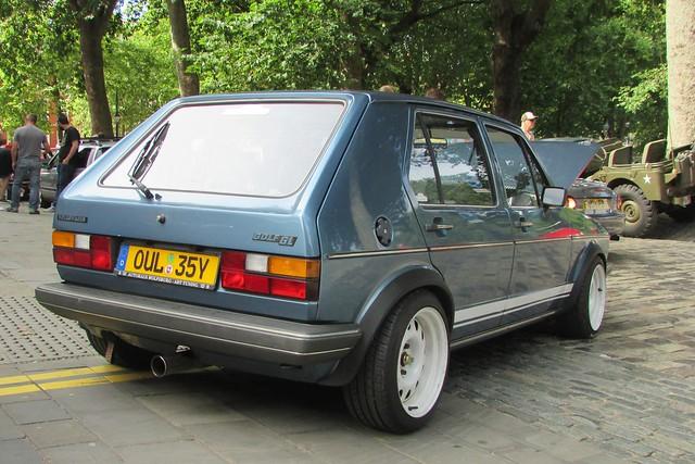 Volkswagen Golf 1.5 GL OUL35Y