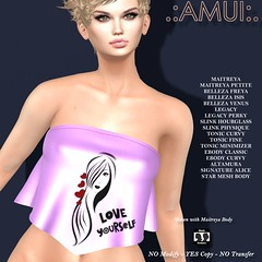 AMUI International Women's Day Gift