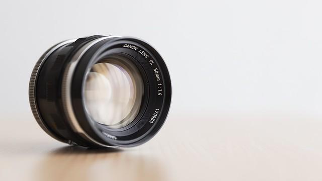 Canon FL50mm F1.4 II (1968)