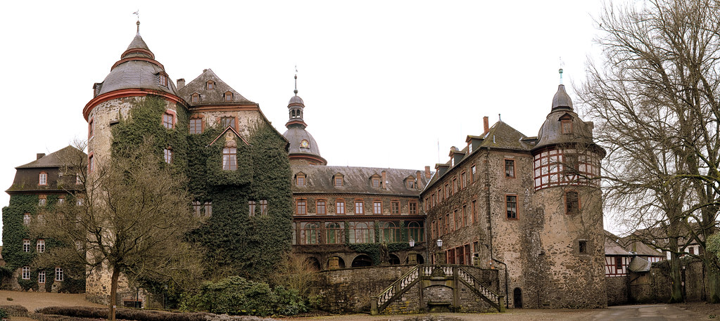 Laubach Schloß
