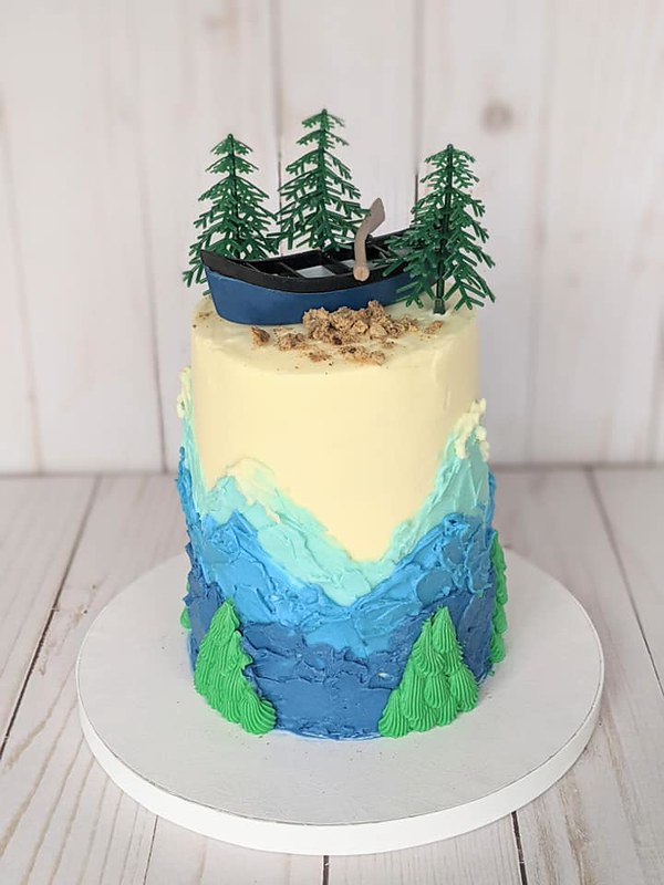 Cake by Sweet Home Bakes