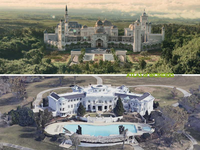 La casa de El rey de Zamunda