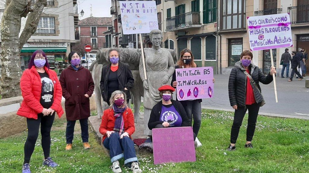 Asamblea Feminista Bidasoa 8M 2021