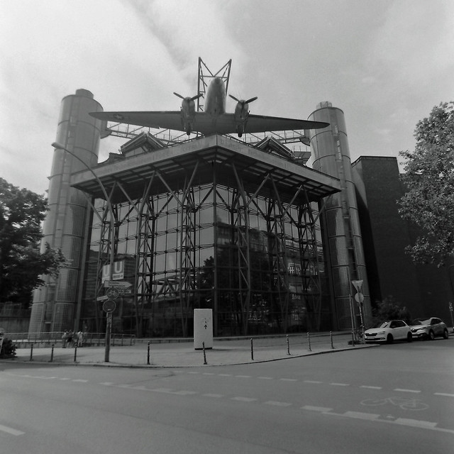 Berlin Kreuzberg Technik Museum 24.7.2020