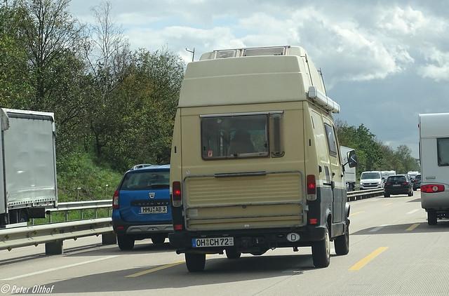 Mercedes-Benz T1 Camper