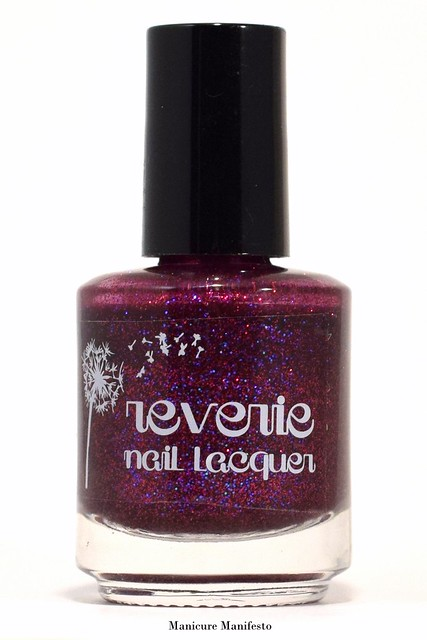 Reverie Nail Lacquer Rubellite Review