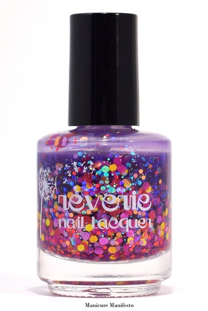 Reverie Nail Lacquer Berry Sorbet Review