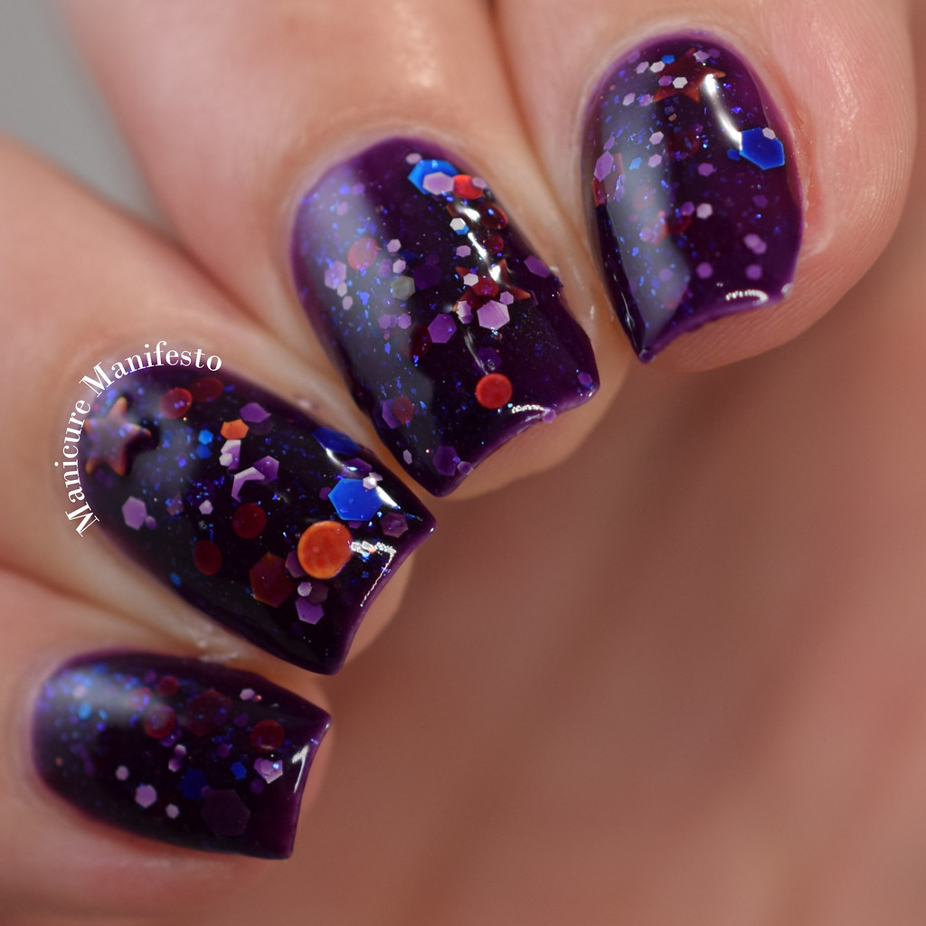 Reverie Nail Lacquer MP-024 Review
