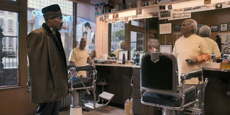 My-T-Sharp Barber Shop