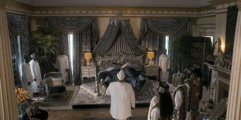 La casa de Un Príncipe en Nueva York 2