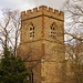 Tower of St Lawrence, Broughton