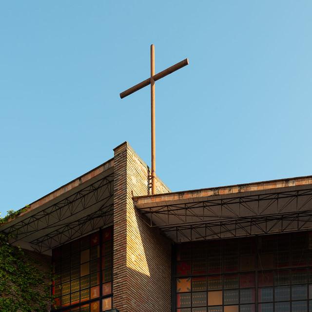 Miguel Fisac. Iglesia Nuestra Señora del Carmen #14