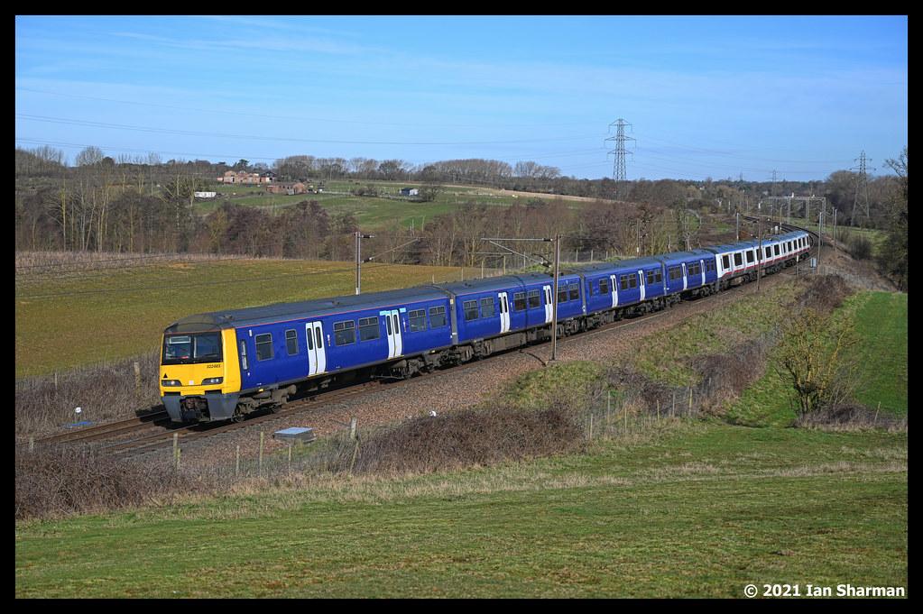 No 322483 & No 321328 24th Feb 2021 Brantham