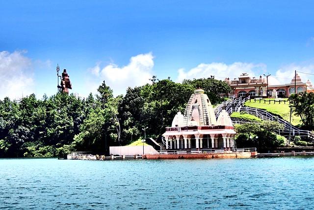 Ganga Talao Temple, Mauritius