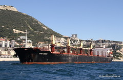 Ship. Spar Sirius 9104615