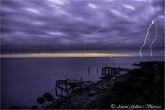 Pronto amanecerá. (Delta del Ebro-Cataluña)
