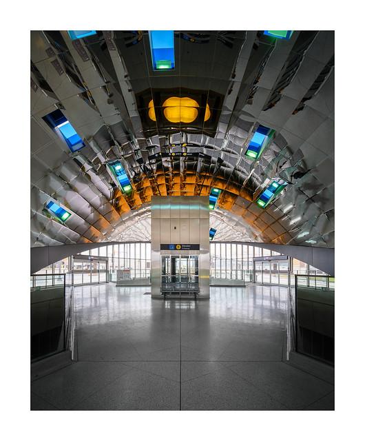 Vaughan Metropolitan Centre Station I