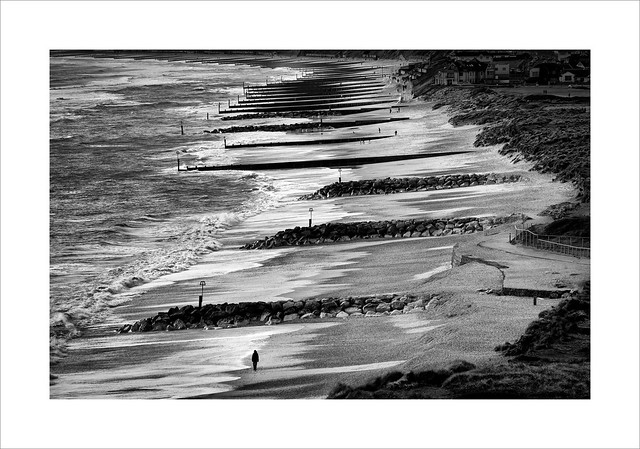 Southbourne beach, Bournemouth