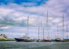 Newport Harbor-Newport, Rhode Island