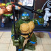 """COIL FORCE"" TEENAGE MUTANT NINJA TURTLES::  LICKETY SPLIT LEONARDO  i (( 1996 ))"
