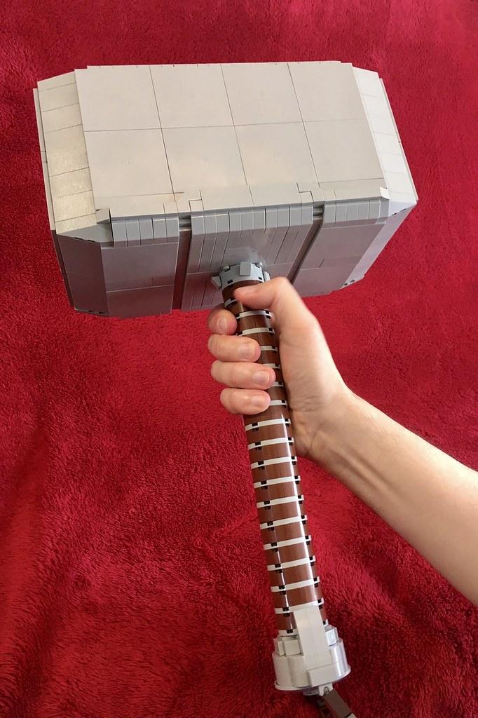 Mjolnir (Thor´s hammer)