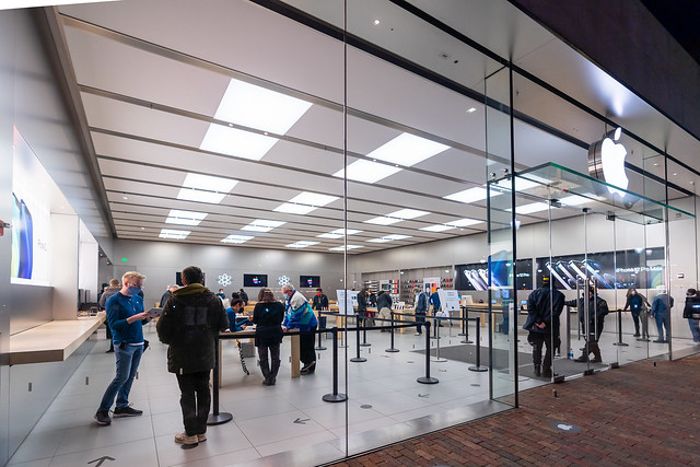 Apple Store New Haven