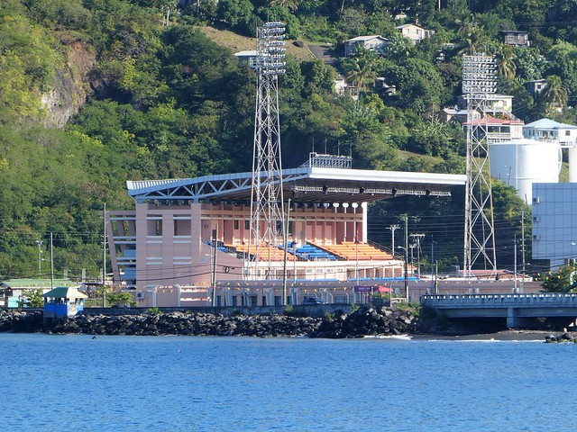 St. George's, Grenada - National Cricket Stadium Complex