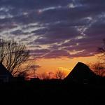 6. Märts 2021 - 18:16 - Golden sunset of 2021 March, 6th