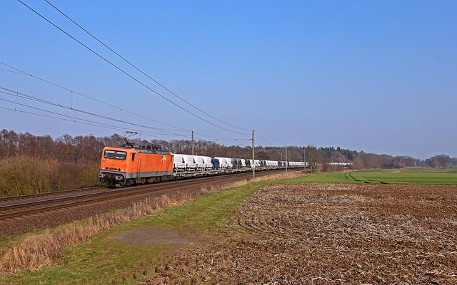 DeltaRail 212 001-2 - Müssen