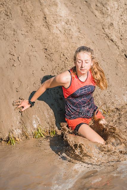 Obstacle runner.