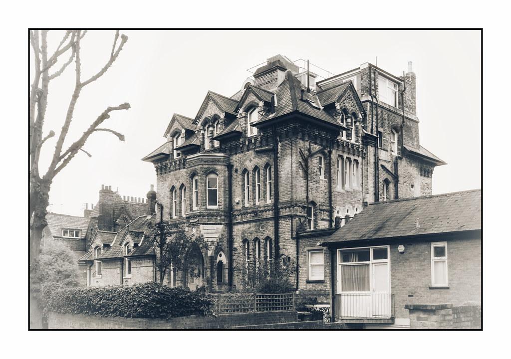 Gothic Monstrosity on Lyndhurst Terrace …