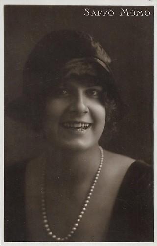 Irene-Saffo Momo