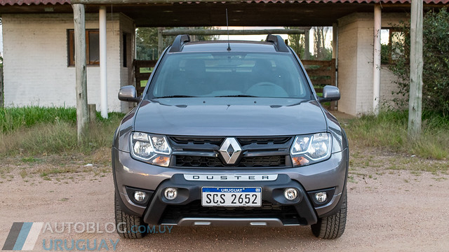 Contacto Renault Oroch Outsider 1.6 SCe 2WD