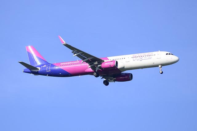 G-WUKI Airbus A321-231 c/n 8625