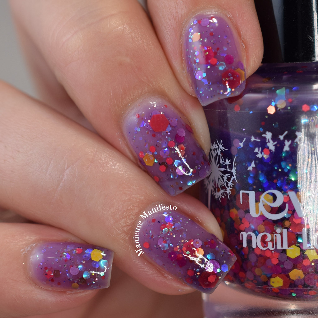 Reverie Nail Lacquer Berry Sorbet