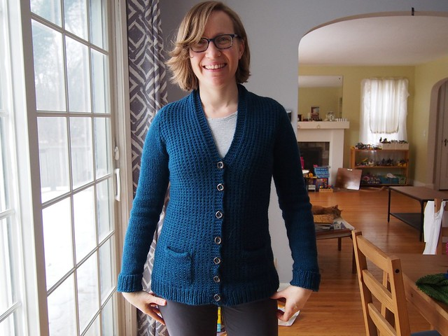 Farmhouse Cardigan