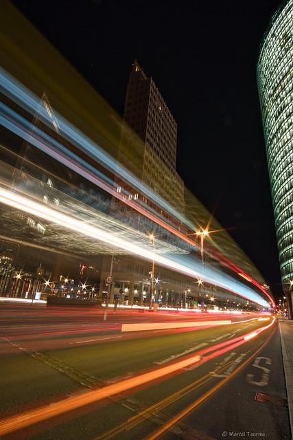 Potsdamer Platz Berlin, 12mm Samyang