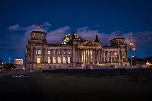 Reichstag Berlin, 12mm Samyang