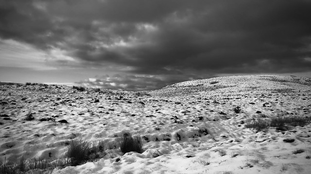 More winter dunes