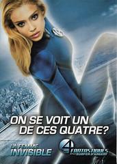Jessica Alba in Fantastic 4 - Rise of the Silver Surfer (2007)